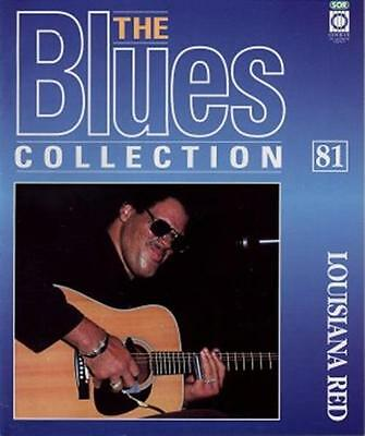 Louisana Red Blues Magazine With Free CD • 11.77£