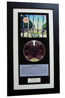 TAME IMPALA Lonerism CLASSIC CD GALLERY QUALITY FRAMED+EXPRESS GLOBAL SHIPPING! • 44.95£