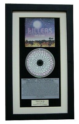 THE KILLERS Day & Age CLASSIC CD Album QUALITY FRAMED!! • 44.95£