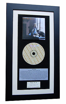 CAROLE KING Tapestry CLASSIC CD Album GALLERY QUALITY FRAMED+EXPRESS GLOBAL SHIP • 44.95£