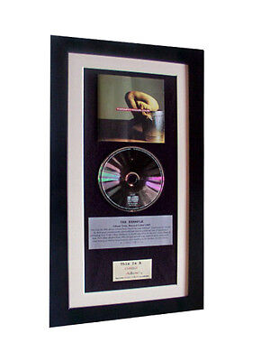 THERAPY Troublegum CLASSIC Album GALLERY QUALITY FRAMED+EXPRESS GLOBAL SHIP • 44.95£