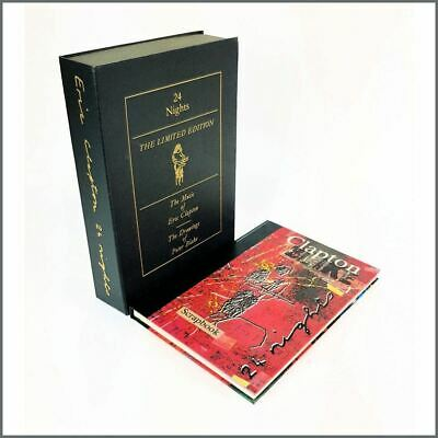 Genesis Publications Eric Clapton 24 Nights Book (UK) • 890£