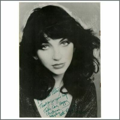 Kate Bush 1979 Autographed London Symphony Orchestra Programme (UK) • 440£