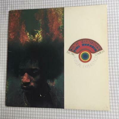 Tour Programme Jimi Hendrix Electric Church US 1969 Tour  (Ref A) • 130£