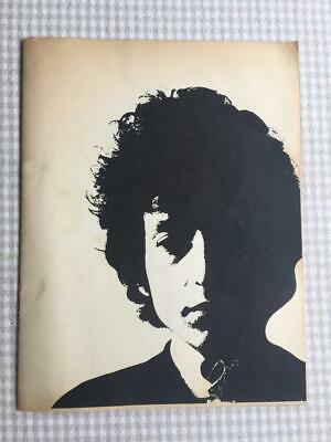 Tour Programme Bob Dylan 1966 UK  Tour  (Ref B) • 215£