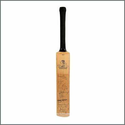 Eric Clapton 1987 Signed Miniature England Cricket Bat (UK) • 765£