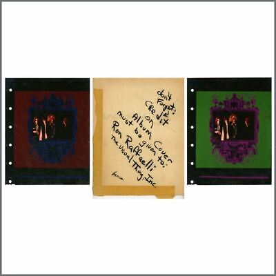 Eric Clapton Blind Faith 1969 Album Cover Large Format Transparencies • 450£