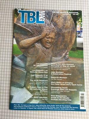 Led Zeppelin Fanzine / Magazine  Tight But Loose Issue 44 • 22.50£