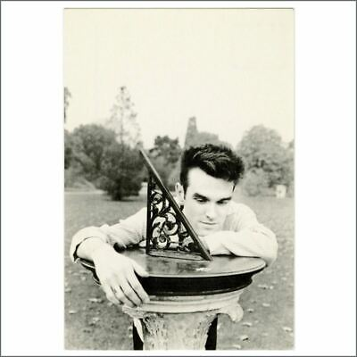 Morrissey The Smiths 1980s Rough Trade Promotional Postcard (UK) • 55£