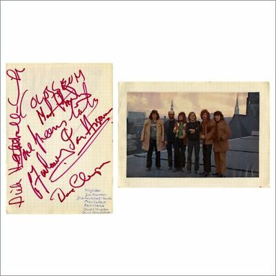 Colosseum 1970s Autographs (Germany) • 220£