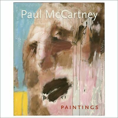 Paul McCartney Owned 2000 Paintings Hardcover Book (UK) • 330£