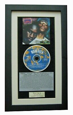 MOBB DEEP The Infamous CLASSIC CD Album GALLERY QUALITY FRAMED+FAST GLOBAL SHIP • 44.95£