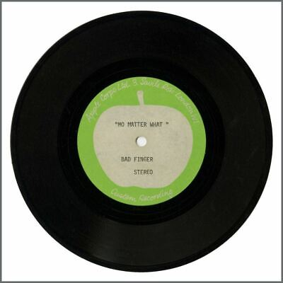 Badfinger – 1970 No Matter What Apple Acetate (UK) • 660£