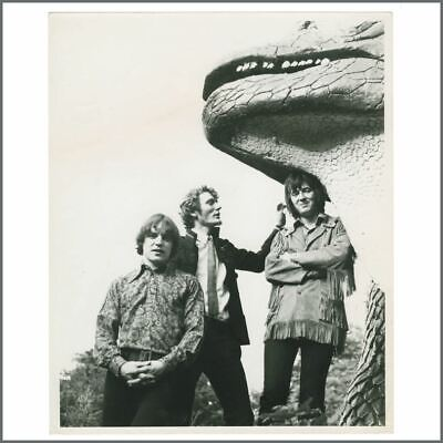 Cream 1960s Vintage Promotional Photograph (UK) • 82.50£