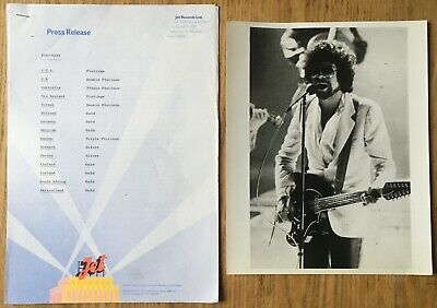ELO  Electric Light Orchestra  Discovery  1979 UK Press Kit • 24.99£