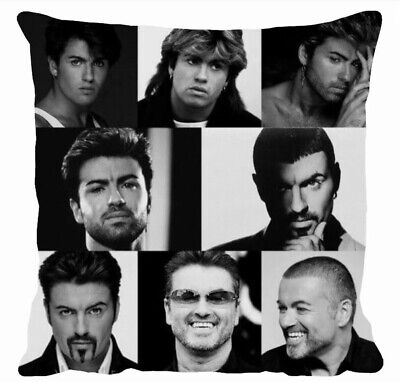 Handmade George Michael Cushion • 20£