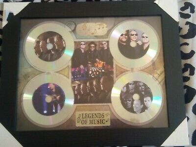 UB40 CD Picture Disc Montage In Black Frame *NEW* • 24.99£