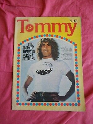 The Who - Tommy The Movie Magazine  • 14.99£