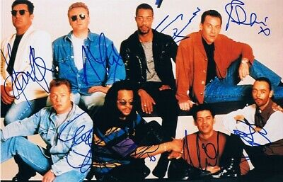 UB40 Signed Photo A4 Repro / Reprint • 4.99£