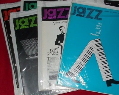 Jazz Journal Magazines - Select Issue • 2£