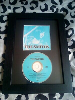 The Smiths / Morrissey Original CD & Art Sleeve Mounted & Framed A4 *RARE* • 28.99£