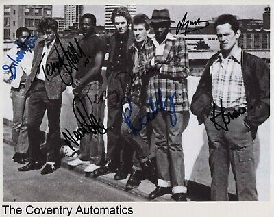 The Specials / The Coventry Automatics Signed Photo Repro/Reprint A4 Print  • 4.99£