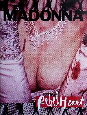 Madonna * Rebel Heart Tour Programme  • 49.99£