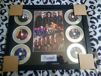 UB40 6 X CD Picture Disc Montage In Black Frame *NEW AND SEALED* • 39.99£