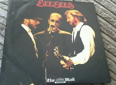 Bee Gees Promo Music Cd From The Mail On Sunday  • 1.29£