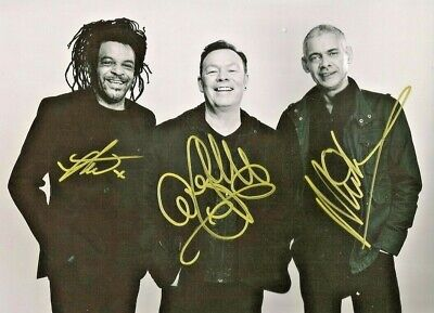 UB40 Signed Photo Repro / Reprint • 4.99£