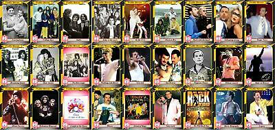 Freddie Mercury Tribute Music Trading Cards Queen Bohemian Rhapsody  • 8.10£