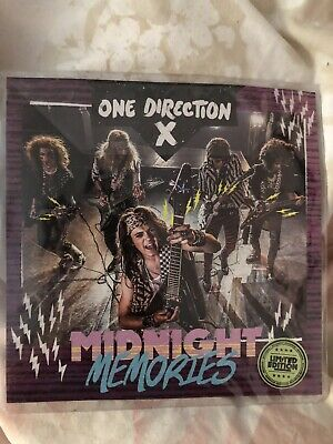 Limited Edition One Direction Midnight Memories Vinyl • 17£
