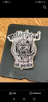 Lemmy Motorhead Badge • 3.50£