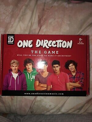 One Direction Game- Opened But Never Played • 4.25£
