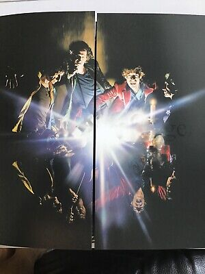 The Rolling Stones A Bigger Bang Tour Programme LOOK Jagger Richards Great Pics • 10.49£