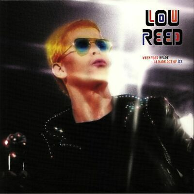 REED, Lou - When Your Heart Is Made Out Of Ice - Vinyl (gatefold LP) • 27.30£