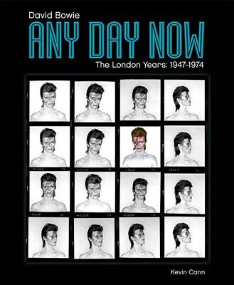 David Bowie Any Day Now Book By Kevin Cann • 24.99£