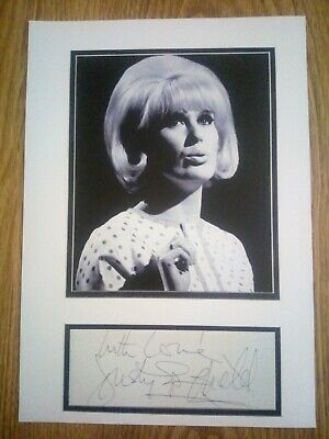 Dusty Springfield Signed Photograph Repro/Reprint A4 Print  • 4.99£