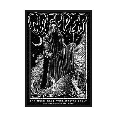 Creeper - Sew On Patch (pa290) • 4.99£