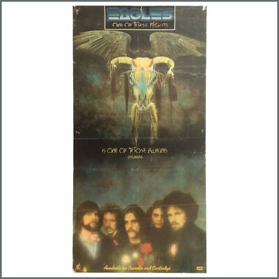 Eagles 1975 One Of These Nights Promotional Poster (USA) • 55£