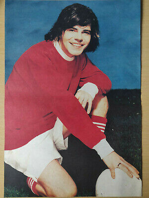 TIM BURGESS (The Charlatans) As George Best - Full-Page Magazine Picture - RARE  • 4.50£