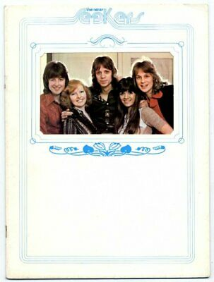 New Seekers 1972 Programme • 30£