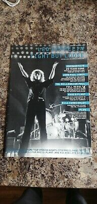Led Zeppelin Tight But Loose • 20£