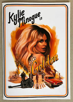 Kylie Minogue * Golden Tour Concert Programme  • 49.99£