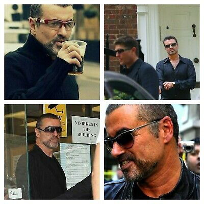 George Michael Individual Photos X4 • 3.99£