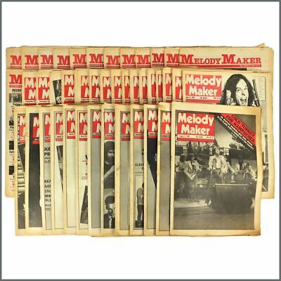 Melody Maker 1980 Collection (UK) • 220£
