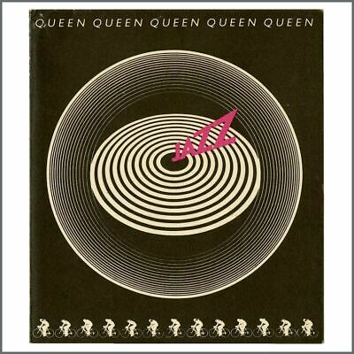 Queen 1978 Jazz Promotional Card (UK) • 27.50£