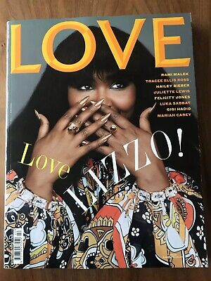 Lizzo - Mariah Carey Uk Love Magazine Summer 2019 - Excellent Condition • 39.99£