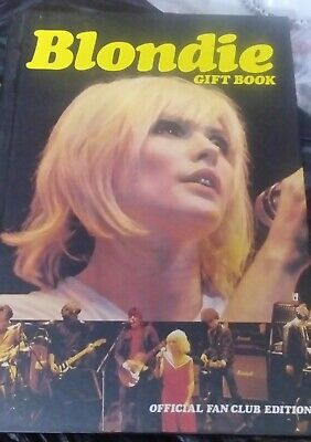 Blondie Debbie Harry Fan Gift Book Collectable Signed • 15£