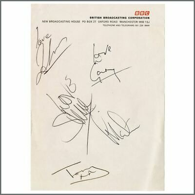 Spandau Ballet Autographs (UK) • 137.50£